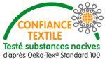 tissus certifiés oeko tex